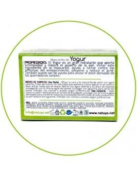 Jabón artesanal NATUYO de Yogur