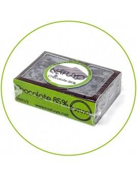 Mascarilla facial NATUYO de Chocolate al 85% de cacao