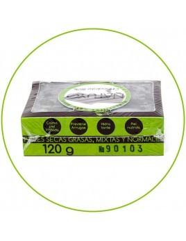 Mascarilla de jabón NATUYO de Chocolate 85%