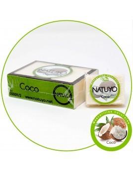 Mascarilla de jabón NATUYO de Coco