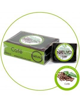 Mascarilla de jabón NATUYO de Café