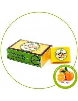 Mascarilla de jabón NATUYO de Naranja