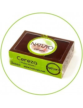 Mascarilla de jabón NATUYO de Cereza