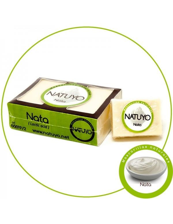 Mascarilla de jabón NATUYO de Nata