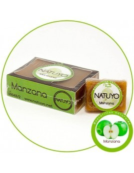 Mascarilla de jabón NATUYO de Manzana
