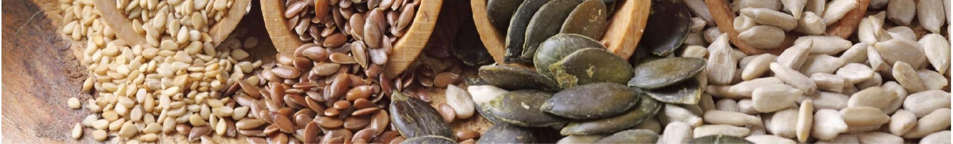 Mascarillas de jabón artesanales fabricadas a base de semillas