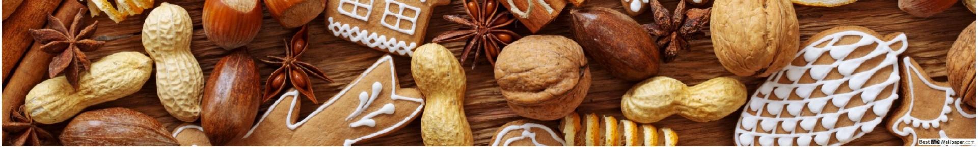 Mascarillas de jabón artesanales hechas a partir de frutos secos