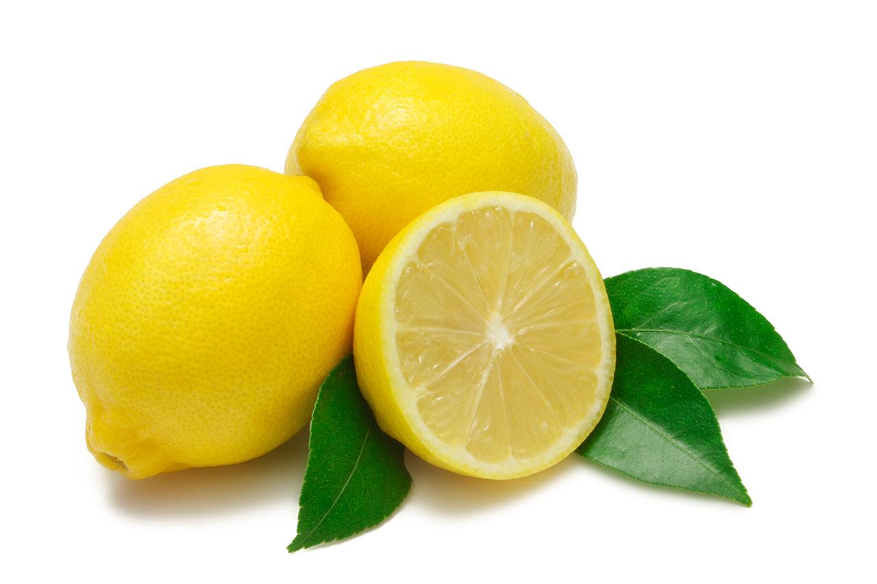 mascarilla de limón