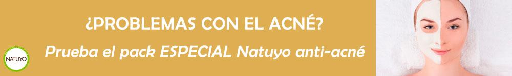 Tratamiento especial antiacné de Natuyo