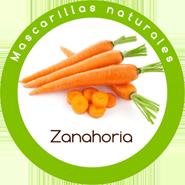 Mascarilla de jabón de zanahoria